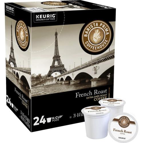 Keurig French Roast K-Cups Coffee Pack (6611CT)
