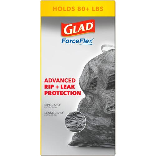 Glad Dual Defense Drawstring Large Trash Bags (70359PL)