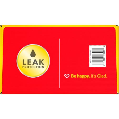 Glad ForceFlex Tall Kitchen Drawstring Trash Bags (78564CT)