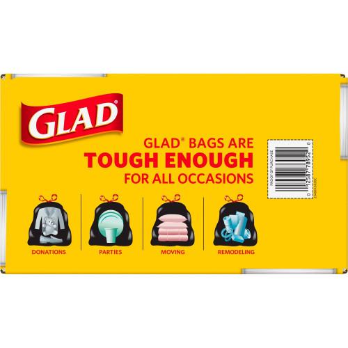 Glad Large Drawstring Trash Bags (78952PL)