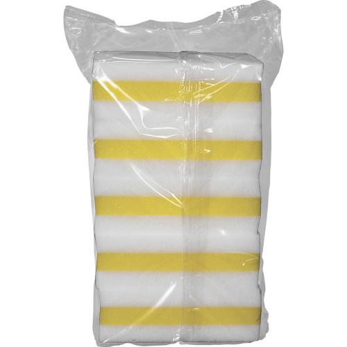 Genuine Joe Dual-Sided Melamine Eraser Amazing Sponges (85165CT)