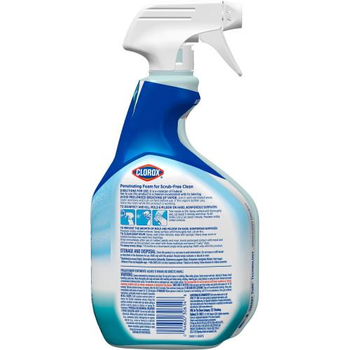 Clorox Disinfecting Bathroom Foamer with Bleach Original (30614)