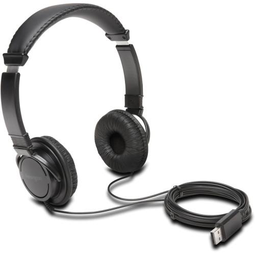 Kensington USB Hi-Fi Headphones (97600)