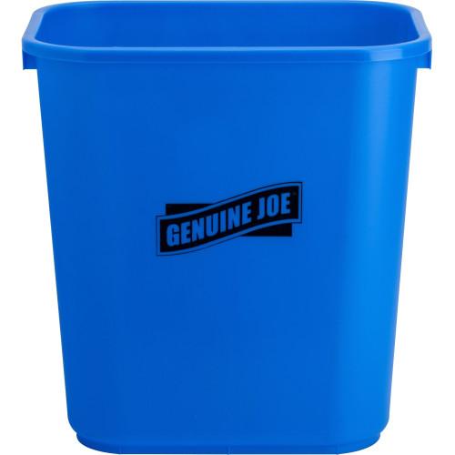 Genuine Joe 28-quart Recycle Wastebasket (57257CT)