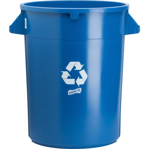 Genuine Joe 32-gallon Heavy-duty Trash Container (60464CT)