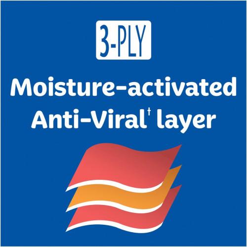 Kleenex Anti-Viral Facial Tissues - Soft 3 Ply Tissues