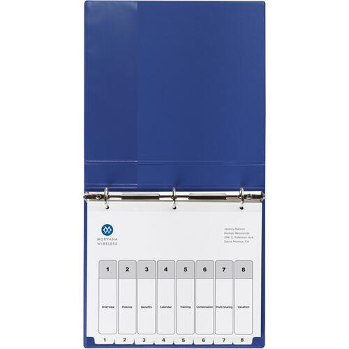 Avery Avery Ready Index 8 Tab Dividers, Customizable TOC, 6 Sets (11822)