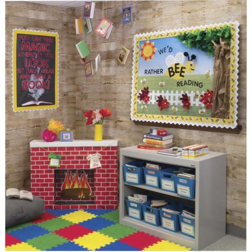 Fadeless Assortment Bulletin Board Art Paper (57536)