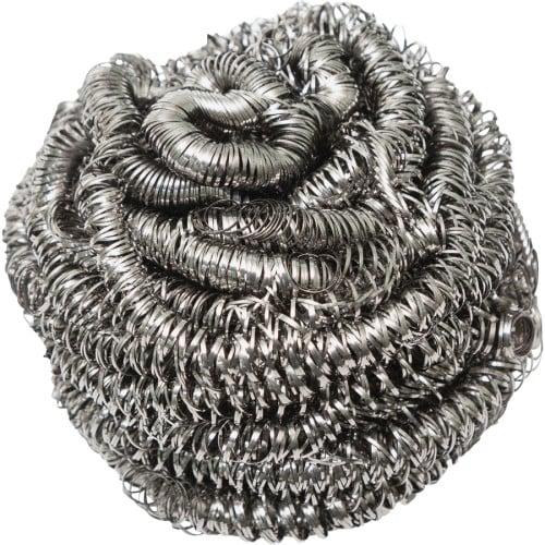 Genuine Joe Stainless Steel Scrubber (00059CT)