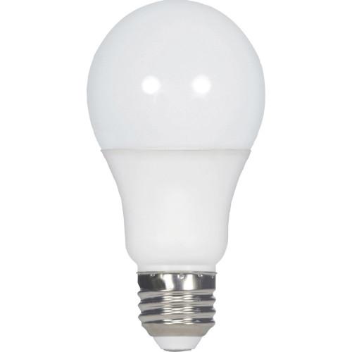 Satco 10W A19 LED 5000K Light Bulbs (S28563)
