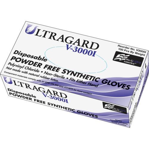 Ultragard Powder-Free Synthetic Gloves (V3000IXL)