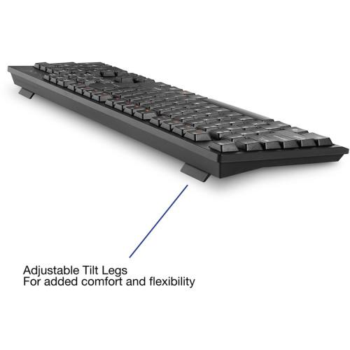 Verbatim Wireless Keyboard and Mouse (70724)