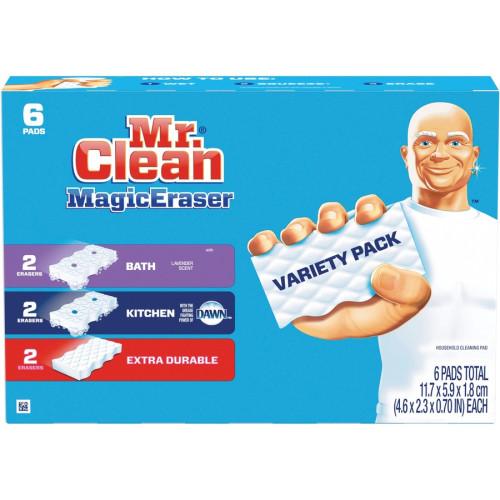 Mr. Clean Magic Eraser Variety (69523)