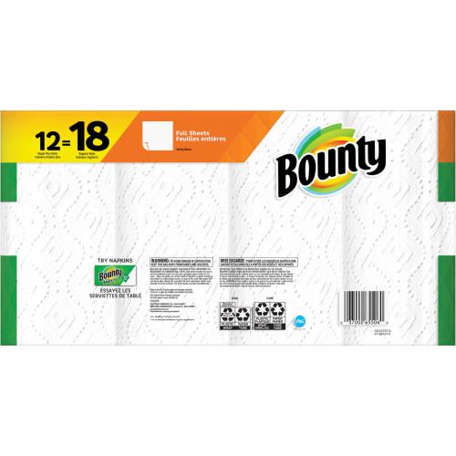 Bounty Single Plus Paper Towels (65506)