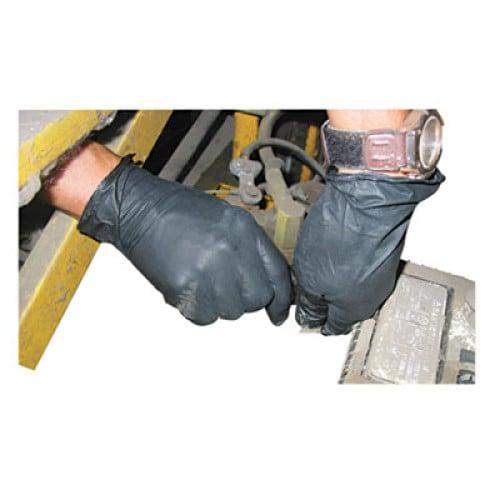Impact 8642M ProGuard Disposable Nitrile Gloves