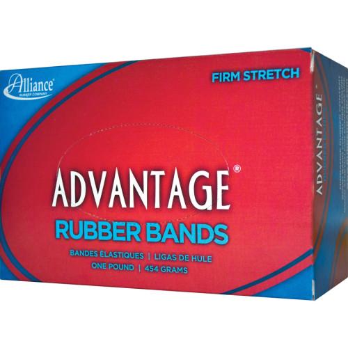 Alliance Rubber 27405 Advantage Rubber Bands - Size #117B