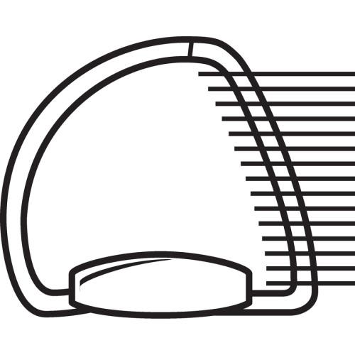 Avery Durable View Binder - EZD Rings (VS1130WE) (09701)