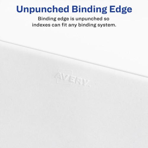 Avery Index Divider (82121)