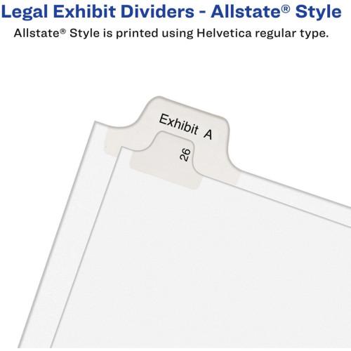 Avery Index Divider (82130)