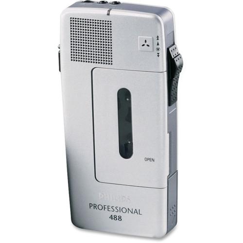 Philips Speech PM488 Pocket Memo Recorder (LFH0488/00B) (LFH048800B)