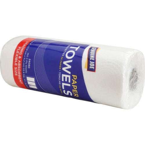 Genuine Joe 2-Ply Household Roll Paper Towels (24080)