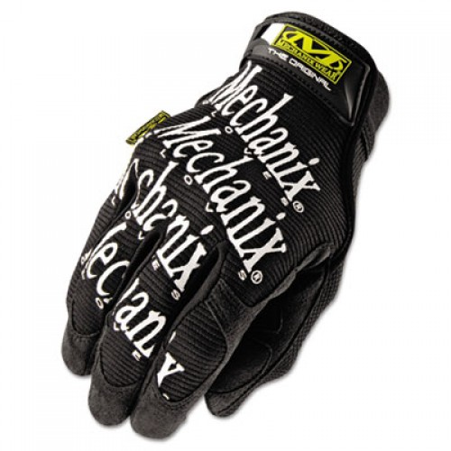 Mechanix Wear The Original Work Gloves, Black, 2X-Large (MG05012)