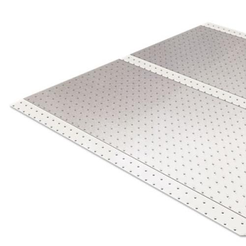 ES Robbins Carpet Runner, 36 x 240, Clear (184016)