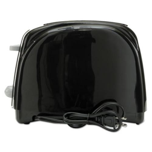 Sunbeam Extra Wide Slot Toaster, 4-Slice, 11 3/4 x 13 3/8 x 8 1/4, Black (39111)