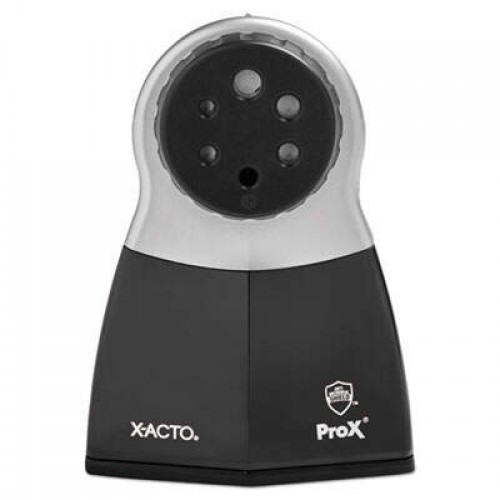 X-ACTO ProX Classroom Electric Pencil Sharpener, AC-Powered, 5.75