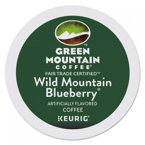 Green Mountain Coffee Roasters Flavored Variety Sampler (6502)