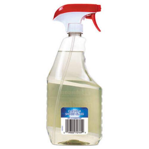 Windex Multi-Surface Disinfectant Cleaner, Citrus Scent, 32 oz Bottle (682266)