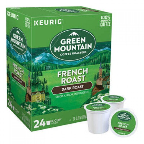 Green Mountain Coffee Roasters French Roast (6694CT)