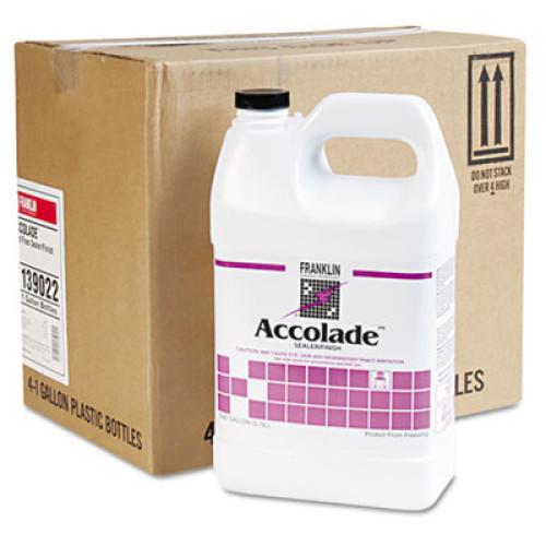 Franklin Accolade Floor Sealer, 1gal Bottle, 4/Carton (F139022CT)