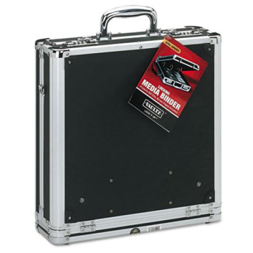 Black for sale online Vaultz VZ01076 200 Disc Media Binder