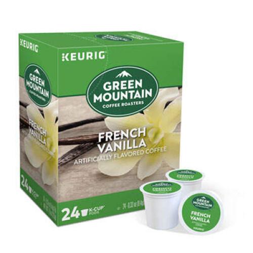 Green Mountain Coffee Roasters French Vanilla (6732)