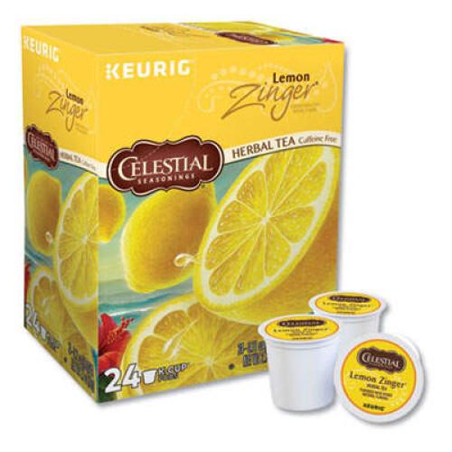 Celestial Seasonings Lemon Zinger Tea (14732)