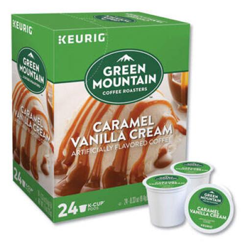 Green Mountain Coffee Roasters Caramel Vanilla Cream (6700CT)