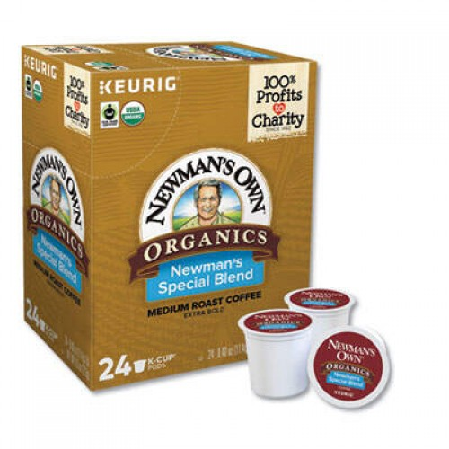 Keurig Newman's Own Special Blend Extra Bold Coffee (4050CT)