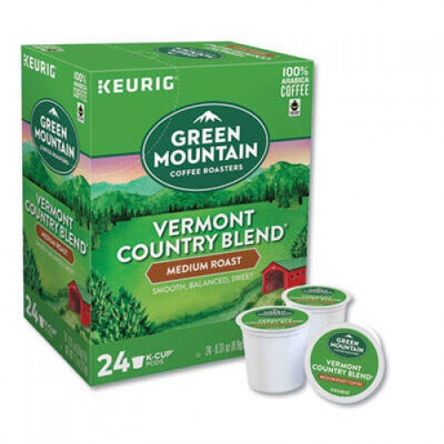 Green Mountain Coffee Roasters Vermont Country Blend (6602)