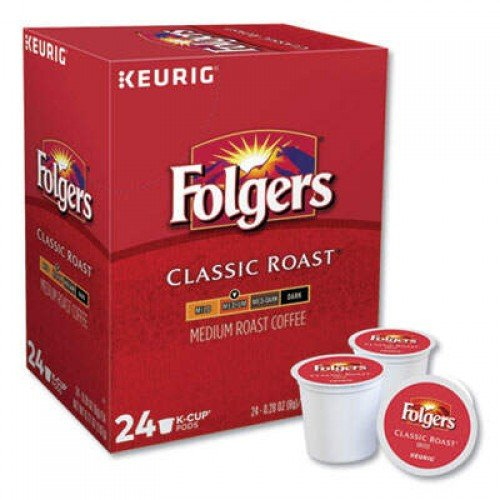 Folgers Gourmet Selection Classic Roast Coffee (6685)