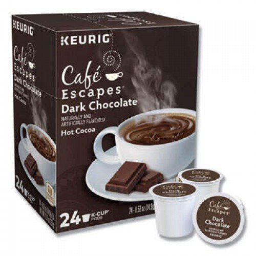 Cafe Bustelo Cafe Escapes Dark Chocolate Hot Cocoa (6802)