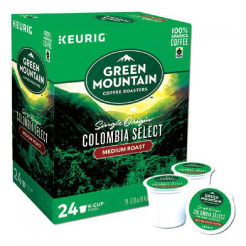 Green Mountain Coffee Roasters Colombian Fair Trade Select (6003)