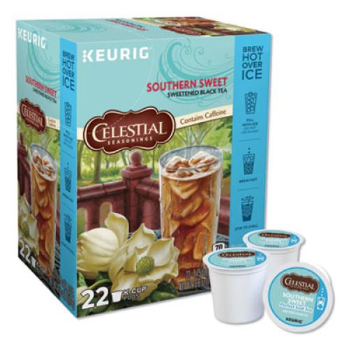 Celestial Seasonings Southern Sweet Perfect Iced Tea (T6825)