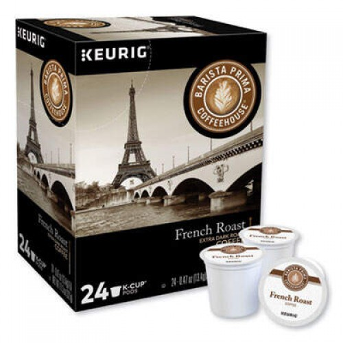 Keurig Barista Prima French Roast Coffee (6611)