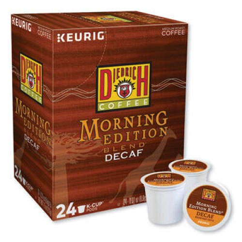 Coffee People Diedrich Coffee Decaffeinated Morning Edition Blend (6744)