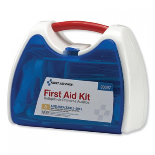 First Aid Only ReadyCare First Aid Kit for 25 People, ANSI A+, 139 Pieces (90697)