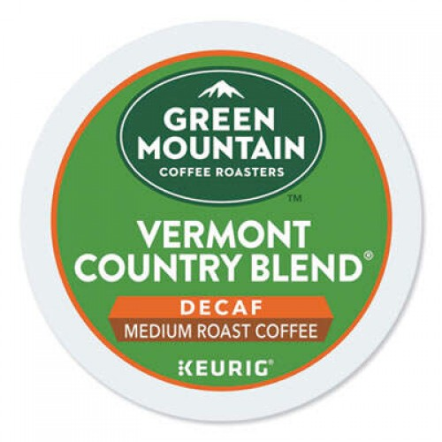 Green Mountain Coffee Roasters Assorted Decaffeinated Variety Sampler (6503)