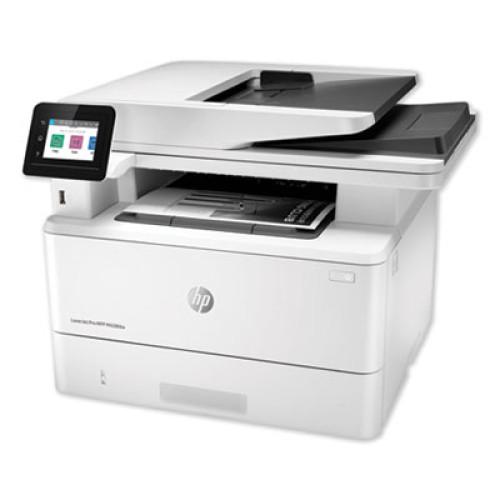 HP LaserJet Pro MFP M428fdw Wireless Multifunction Laser Printer, Copy/Fax/Print/Scan (W1A30A)