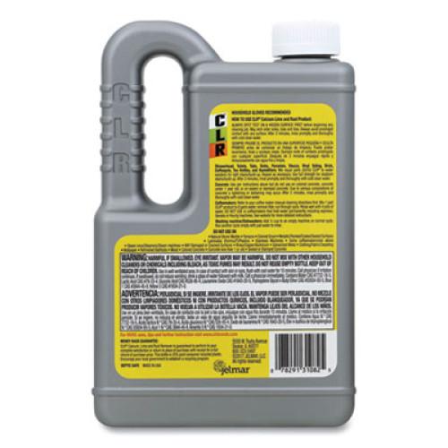 CLR Calcium, Lime and Rust Remover, 28 oz Bottle, 12/Carton (CL12)