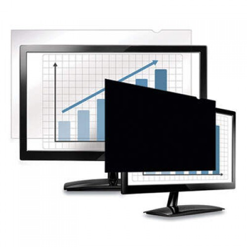 Fellowes PrivaScreen Blackout Privacy Filter for 23.8 Widescreen LCD/Notebook, 16:9 (4816901)